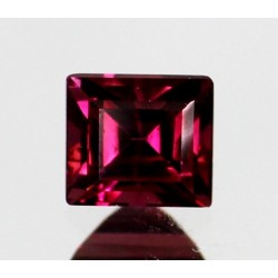 1.0 CT Natural Rhodolite Pinkish Red Garnet Afghanistan 0072