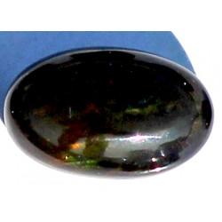 100% Natural Black Opal 2.0 CT Gemstone Ethiopia 0017