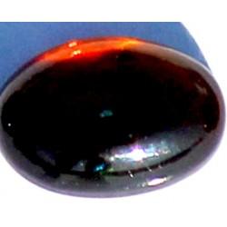 100% Natural Black Opal 1.0 CT Gemstone Ethiopia 0027