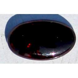 100% Natural Black Opal 1.0 CT Gemstone Ethiopia 0041