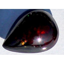100% Natural Black Opal 2.0 CT Gemstone Ethiopia 0058