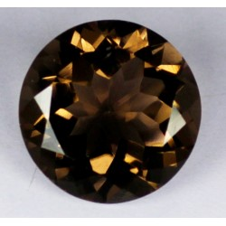 Smoky Quartz 14.5 CT Gemstone Afghanistan  0025
