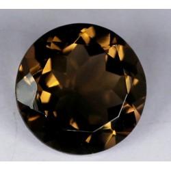 Smoky Quartz 10 CT Gemstone Afghanistan  0030