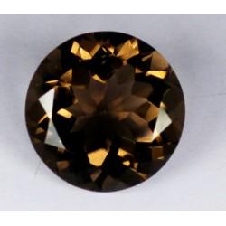 Smoky Quartz 25.5 CT Gemstone Afghanistan  0045