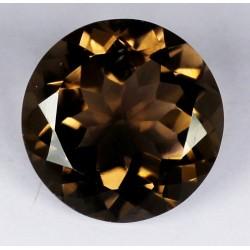 Smoky Quartz 19.5 CT Gemstone Afghanistan  0050
