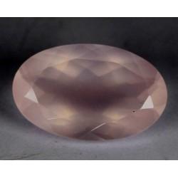 Rose Quartz 17 CT Gemstone Afghanistan 009