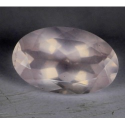 Rose Quartz 12 CT Gemstone Afghanistan 0010
