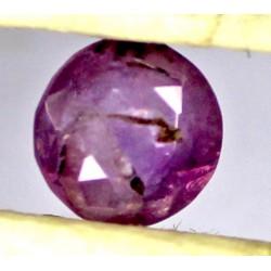 Ruby 0.5 CT Oval Red Gemstone Kashmir 0049