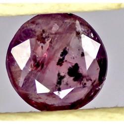 Ruby 0.5 CT Oval Red Gemstone Kashmir 0067