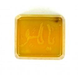 9.0 CT Yellow Color Agate Gemstone Afghanistan 00130