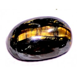 21.5 CT Hematite With Gold Gemstone Afghanistan 0035
