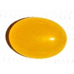 Yellow Agate 10 CT Gemstone Afghanistan Product No 9