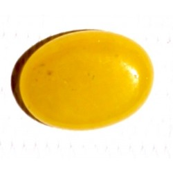 Yellow Agate 8 CT Gemstone Afghanistan Product No 11