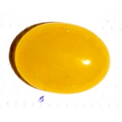 Yellow Agate 8 CT Gemstone Afghanistan Product No 12