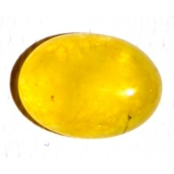Yellow Agate 8 CT Gemstone Afghanistan Product No 14