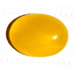 Yellow Agate 8 CT Gemstone Afghanistan Product No 15