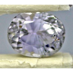 2 Carat 100% Natural Kunzite Gemstone Afghanistan Product No 0147