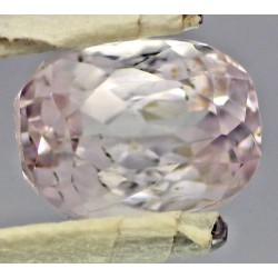 6 Carat 100% Natural Kunzite Gemstone Afghanistan Product No 0137
