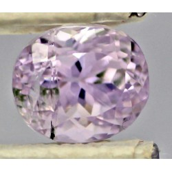 3.5 Carat 100% Natural Kunzite Gemstone Afghanistan Product No 0132