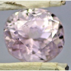 6 Carat 100% Natural Kunzite Gemstone Afghanistan Product No 0129