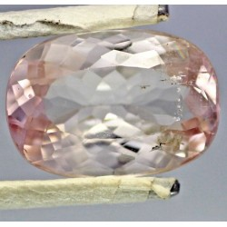 13 Carat 100% Natural Kunzite Gemstone Afghanistan Product No 0125