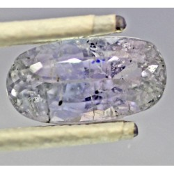 7.5 Carat 100% Natural Kunzite Gemstone Afghanistan Product No 096