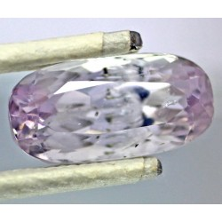 8 Carat 100% Natural Kunzite Gemstone Afghanistan Product No 089