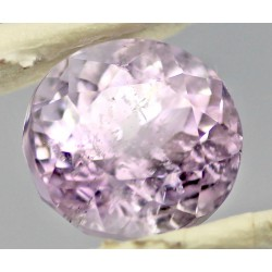 7.5 Carat 100% Natural Kunzite Gemstone Afghanistan Product No 0171