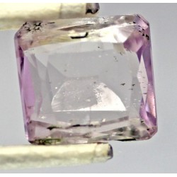 8.5 Carat 100% Natural Kunzite Gemstone Afghanistan Product No 091