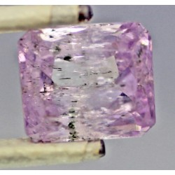 6.5 Carat 100% Natural Kunzite Gemstone Afghanistan Product No 099