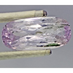 10 Carat 100% Natural Kunzite Gemstone Afghanistan Product No 0111