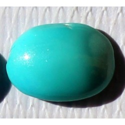 1.5 Carat 100% Natural Turquoise Gemstone Afghanistan Product No 146