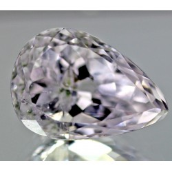 15 CT TRANSPARENT KUNZITE GEMSTONE