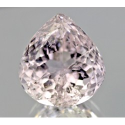 18.5 CT TRANSPARENT KUNZITE GEMSTONE