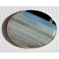 14.5 Carat 100% Natural Agate Gemstone Afghanistan Product No 154
