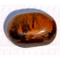 3.5 Carat 100% Natural Tiger Eye Gemstone Srilanka Product No 078