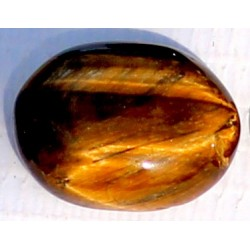 10 Carat 100% Natural Tiger Eye Gemstone Srilanka Product No 269