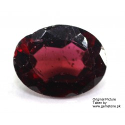 Garnet 1.5 CT Redish Gemstone Afghanistan 0062