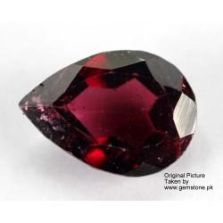 Garnet 2.0 CT Redish Gemstone Afghanistan 0093