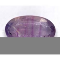 Ruby 1.0 CT Oval Red Gemstone Kashmir 0162