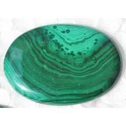 10 Carat 100% Natural Malachite Gemstone Afghanistan Ref:16