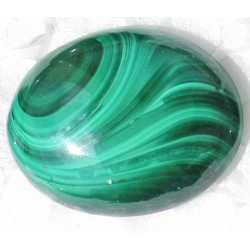 10 Carat 100% Natural Malachite Gemstone Afghanistan Ref:24