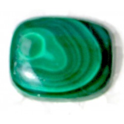 10.5 Carat 100% Natural Malachite Gemstone Afghanistan Ref:28