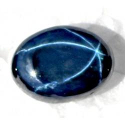 Buy Natural Star Sapphire 10.5 CT Oval Cut Bangkok 004