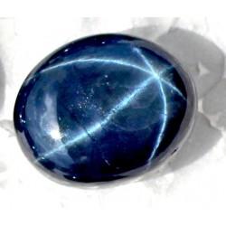 Buy Natural Star Sapphire 15.5 CT Oval Cut Bangkok 0010