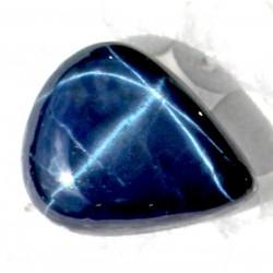 Buy Natural Star Sapphire 11 CT Oval Cut Bangkok 0011