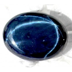 Buy Natural Star Sapphire 15 CT Oval Cut Bangkok   0012