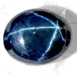 Buy Natural Star Sapphire 9.5 CT Oval Cut Bangkok   0014