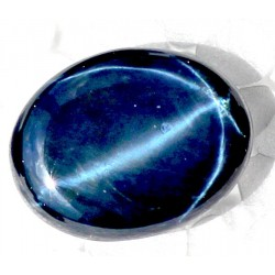 Buy Natural Star Sapphire 13.5 CT Oval Cut Bangkok   0024