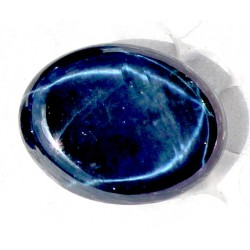 Buy Natural Star Sapphire 16.5 CT Oval Cut Bangkok   0025